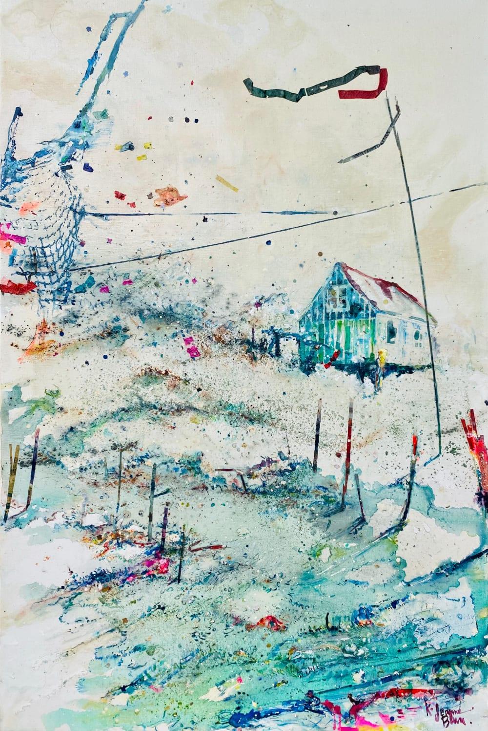 Frimas - Karin  Jeanne Blum