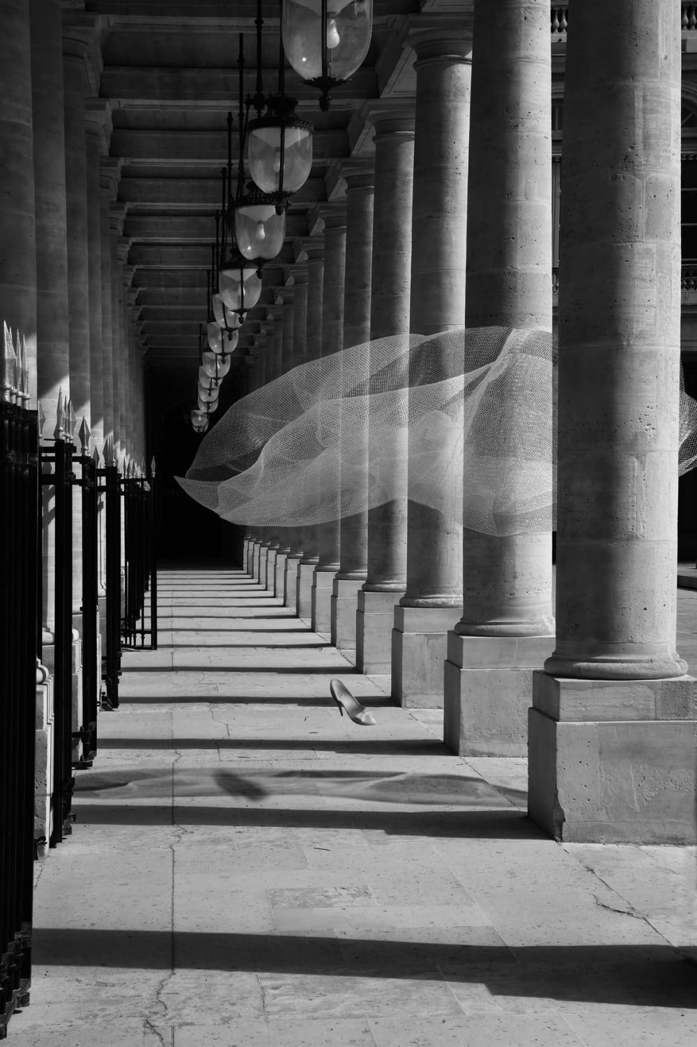 La Parisienne au Palais Royal - La suite - Michel Tréhet