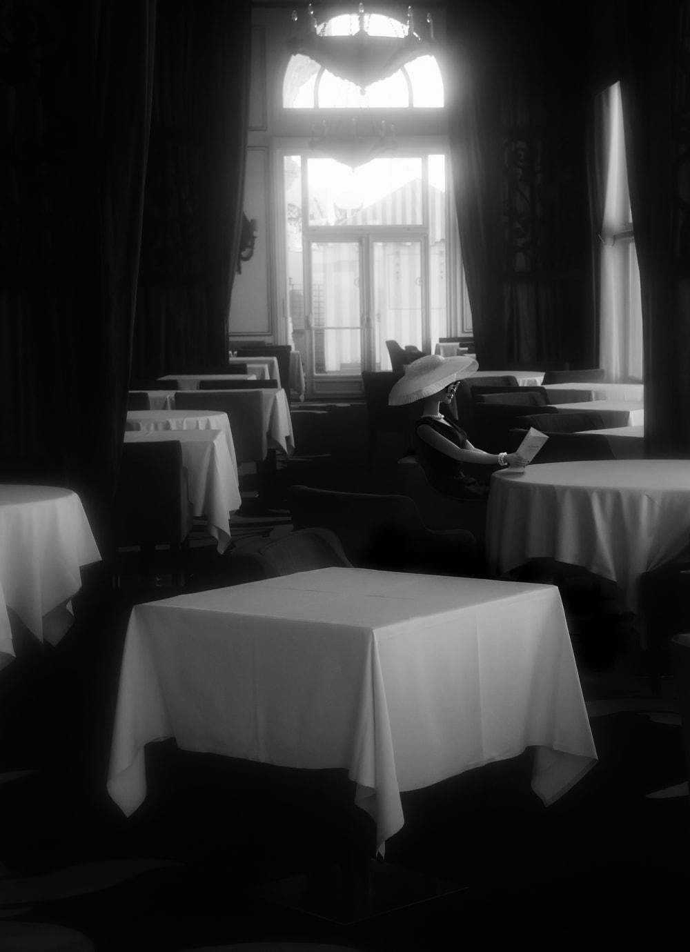 Barbie story au Grand Hotel de Cabourg  - Michel Tréhet