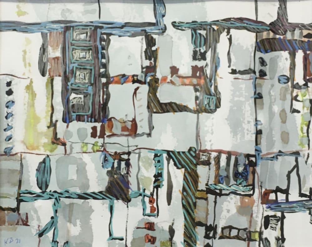 Structure  - Karin Boinet