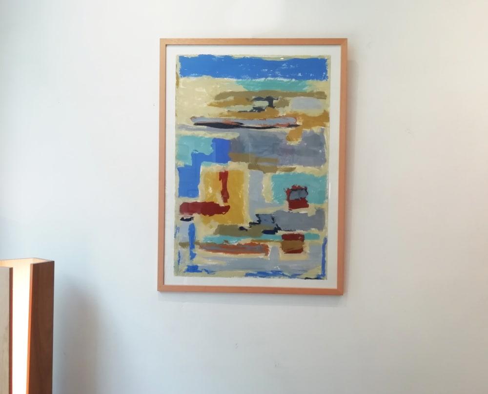 Abstraction  - Karin Boinet