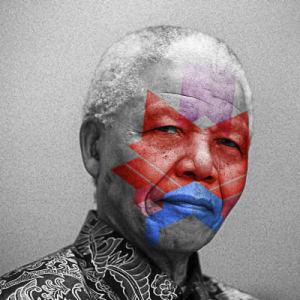 Nelson Mandela  de Jules Viera