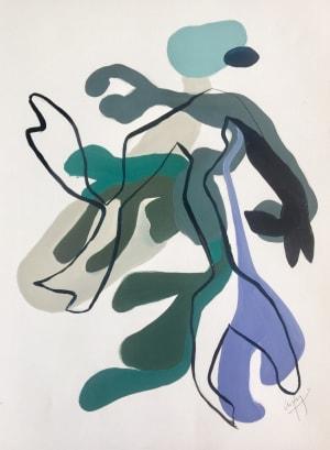 Ouessant de Nathalie Leverger