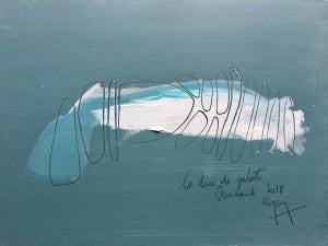 Dune de galets de Nathalie Leverger