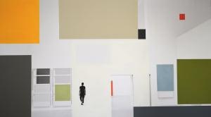 Introspection - Musée d'Art Moderne de Lisbonne  de Victoire d'Harcourt
