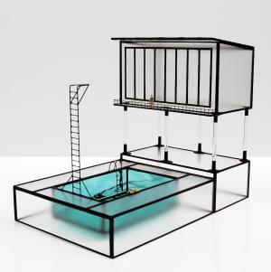 Le grand bain  de Martina Hejmalova