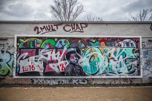 Arnold | Berlin, Jan-Hus Weg | 2016 de Jules Viera