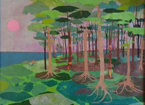 Forêt  de Karine Daisay
