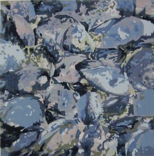 Marée basse I de Nicole  Guézou