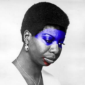 Nina Simone de Jules Viera