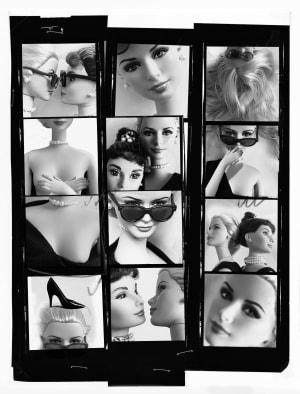 Un moment au photomaton de Michel Tréhet