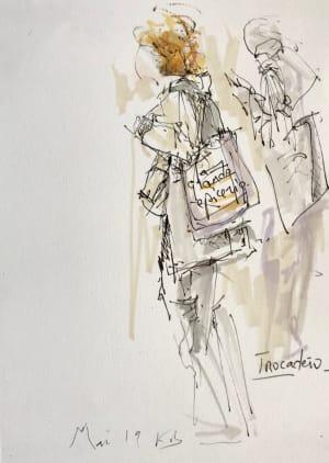 Trocadéro / La grande épicerie de Karin Boinet
