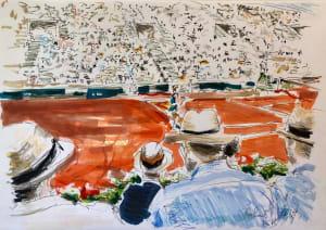 Roland Garros de Karin Boinet