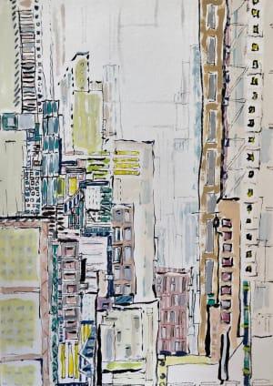 Ville Structure de Karin Boinet