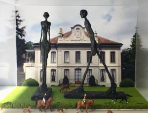 Giacometti  de Béatrice Lecomte