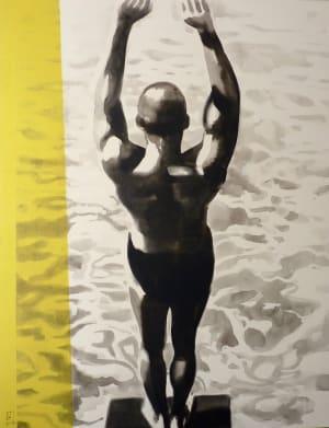 Le plongeoir de Valérie Betoulaud