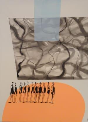 Puzzle de Valérie Betoulaud