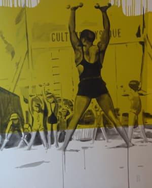Le sport de Valérie Betoulaud