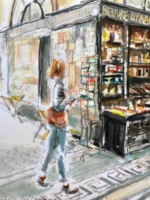 """Librairie """"Jousseaume"""" de Karin Boinet"""