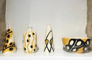 Céramiques Safran  de Valérie le Roux