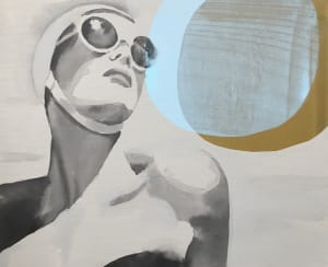 Bain de soleil  de Valérie Betoulaud
