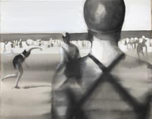 Jeux de plage de Valérie Betoulaud