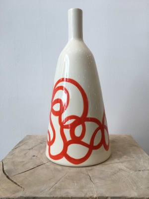 Vase de Valérie le Roux