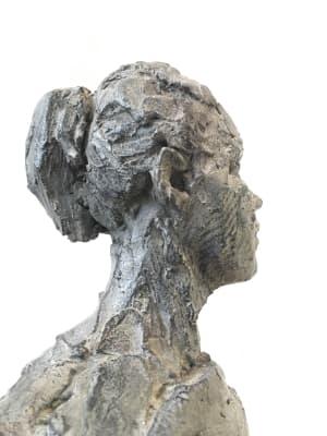 Tête de Femme de Isabelle Popravko