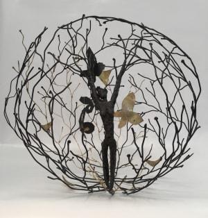 Mobile Chrysalide  de Juliette  Meynial