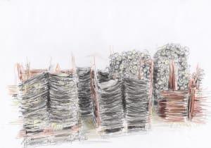 Cap Ferret - Ostréiculture  de Karin Boinet