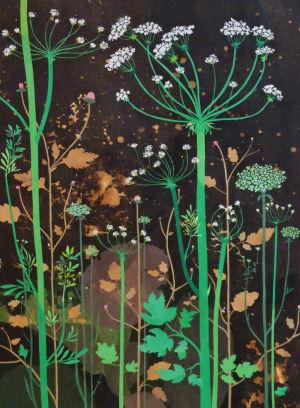 Fleurs d'automne  de Karine Daisay