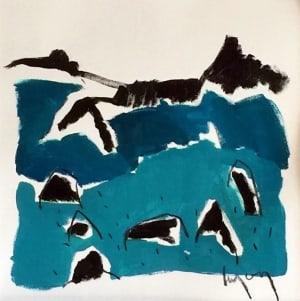 Roches de Nathalie Leverger