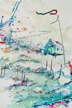 Frimas de Karin  Jeanne Blum