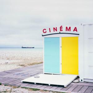 Le Havre - Cinéma sur la plage  de Laurent Mayeux