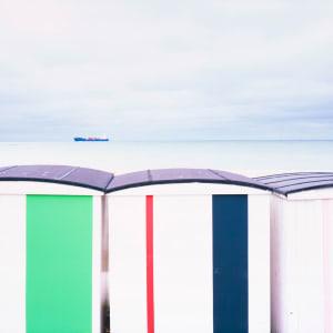 Le Havre - La plage  de Laurent Mayeux