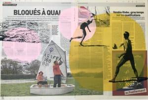 Le journal - Plein air  de Valérie Bétoulaud