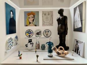 L'exposition Picasso de Béatrice Lecomte