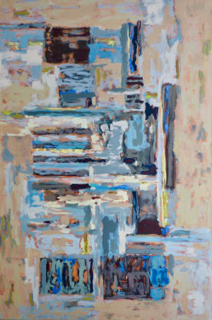 Composition II de Karin Boinet