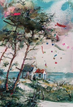 Cabanes  de Karin  Jeanne Blum