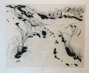 Etablir un chemin dans la neige  de Nathalie  Grenier