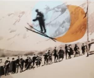 Le grand saut  de Valérie Bétoulaud