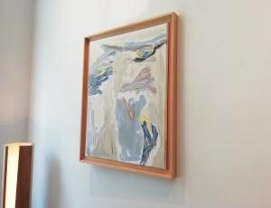 Abstrait Arcachon  de Karin Boinet