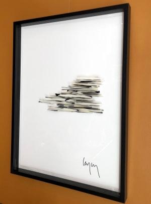 Waves - Grand format  de Nathalie Leverger