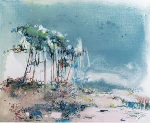 Le bois  de Karin  Jeanne Blum