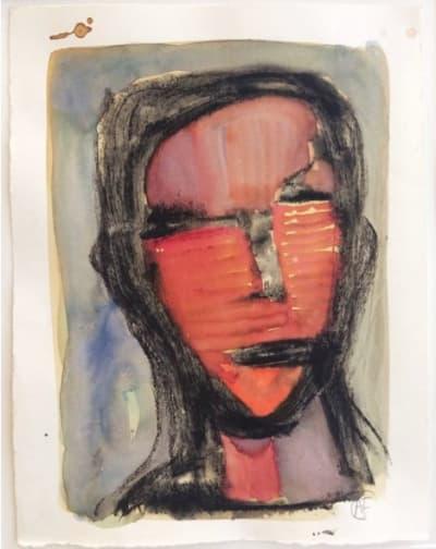 La muse - Alain Fenet
