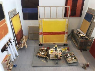 Dans l'atelier de Picasso - Béatrice Lecomte