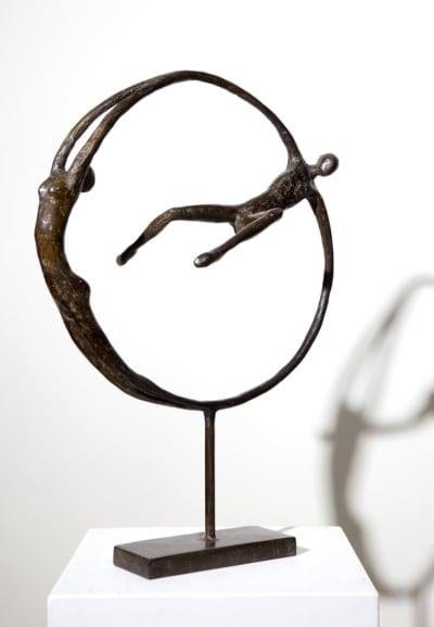 Les gymnastes - Christine Miller