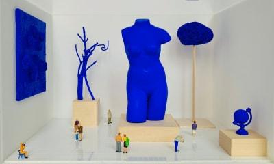 L'exposition Picasso - Béatrice Lecomte