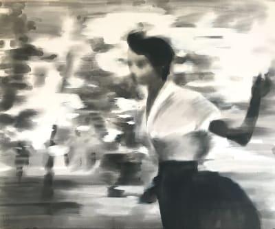 Sur le sable  - Valérie Bétoulaud
