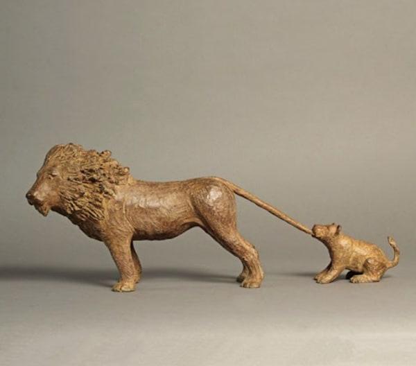 Sculpture animalière  - Sophie Verger